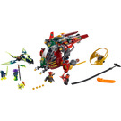 LEGO Ronin R.E.X Set 70735