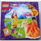 LEGO Rosita's Wonderful Stable Set 5833 Packaging
