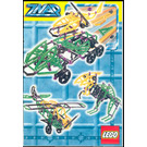 LEGO Rota-Beast Set 3591 Instructions