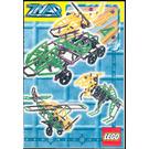 LEGO Rota-Beast Set 3591 Instructions