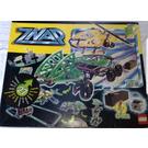 LEGO Rota-Beast Set 3591 Packaging