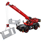 LEGO Rough Terrain Crane Set 42082