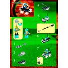LEGO Rover Set 7309 Instructions