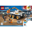 LEGO Rover Testing Drive Set 60225 Instructions