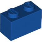 LEGO Royal Blue Brick 1 x 2 (3004)