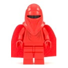 LEGO Royal Guard Minifigure with Red Hands
