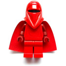 LEGO Royal Guard with Dark Red Arms and Hands Figurine