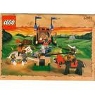 LEGO Royal Joust Set 6095 Instructions