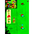 LEGO Ruler of the Jungle Set 5906 Instructions