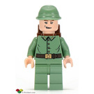 LEGO Russian Guard 3 Minifigure