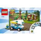 LEGO RV Vacation Set 10769 Instructions
