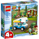 LEGO RV Vacation Set 10769 Packaging