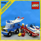 LEGO RV with Speedboat Set 6698