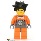 LEGO Ryo Gate Guard Minifigure
