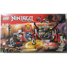 LEGO S.O.G. Headquarters Set 70640 Packaging
