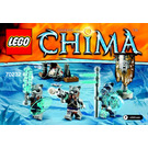 LEGO Saber Tooth Tiger Tribe Pack Set 70232 Instructions