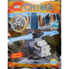 LEGO Saber-tooth tribe launcher Set 391502