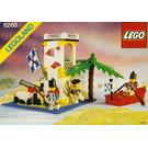 LEGO Sabre Island Set 6265