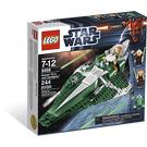 LEGO Saesee Tiin's Jedi Starfighter Set 9498 Packaging