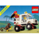 LEGO Safari Off-Road Vehicle Set 6672