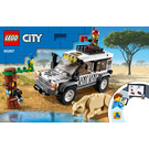 LEGO Safari Off-Roader Set 60267 Instructions