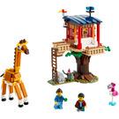 LEGO Safari Wildlife Tree House Set 31116