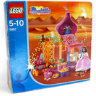 LEGO Safran's Amazing Bazaar Set 5857 Packaging
