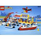 LEGO Sail N' Fly Marina Set 6543