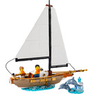 LEGO Sailboat Adventure Set 40487