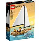 LEGO Sailboat Adventure Set 40487 Packaging