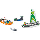 LEGO Sailboat Rescue Set 60168