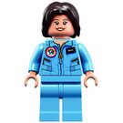 LEGO Sally Ride Minifigure