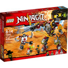 LEGO Salvage M.E.C Set 70592 Packaging