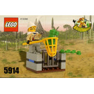 LEGO Sam Sanister and Baby T Set 5914