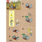 LEGO Sam Sanister and Baby T Set 5914 Instructions