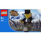 LEGO Sam Sinister Set 3381