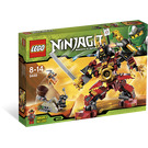 LEGO Samurai Mech Set 9448 Packaging