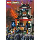 LEGO Samurai Stronghold Set 6083-2