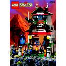LEGO Samurai Stronghold Set 6083-2 Instructions