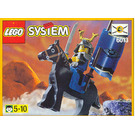 LEGO Samurai Swordsman Set 6013