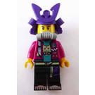 LEGO Samurapper Minifigure