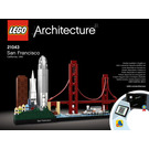 LEGO San Francisco Set 21043 Instructions
