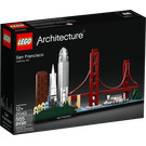 LEGO San Francisco Set 21043 Packaging