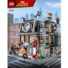 LEGO Sanctum Sanctorum Showdown Set 76108 Instructions