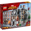 LEGO Sanctum Sanctorum Showdown Set 76108 Packaging