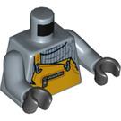 LEGO Sand Blue Jonas Jr. Minifig Torso (76382)