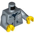 LEGO Sand Blue Police Torso (76382)