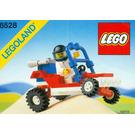 LEGO Sand Storm Racer Set 6528