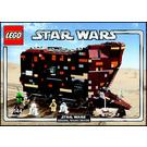 LEGO Sandcrawler Set 10144 Instructions