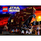 LEGO Sandcrawler Set 75059 Instructions